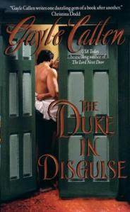 cover of The Duke in Disguise