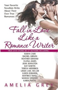 Fall In Love Like a Romance Writer