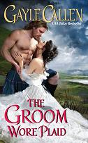 cover of The Groom Wore Plaid