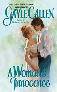 cover of A Woman's Innocence